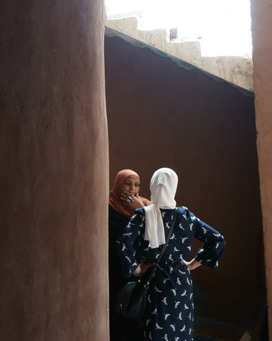 Radwa Rostom in Ezbet Abu-Qarn